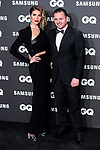 Pedja Mijatovic and wife Aneta Milicevic attends the 2018 GQ Men of the Year awards at the Palace Hotel in Madrid, Spain. November 22, 2018. (ALTERPHOTOS/Borja B.Hojas)