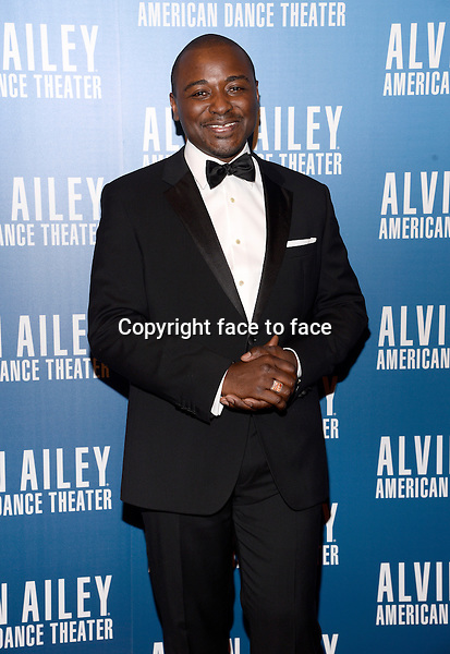NEW YORK, NY - DECEMBER 04: Artistic Director of Alvin Ailey Robert Battle pictured at Alvin Ailey's Opening Night Gala at New York City Center, on December 4, 2013 in New York City. Credit: RTNPluvious/MediaPunch Inc.<br />