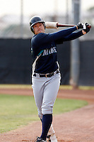 Ji Man Choi - Seattle Mariners 2009 Instructional League .Photo by:  Bill Mitchell/Four Seam Images..