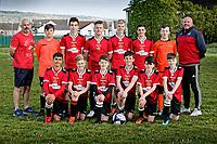 2018 05 10 Gorseinon U14 team shoot, Wales, UK