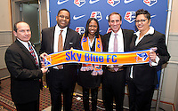 Maya Hayes. The NWSL draft was held at the Pennsylvania Convention Center in Philadelphia, PA, on January 17, 2014.