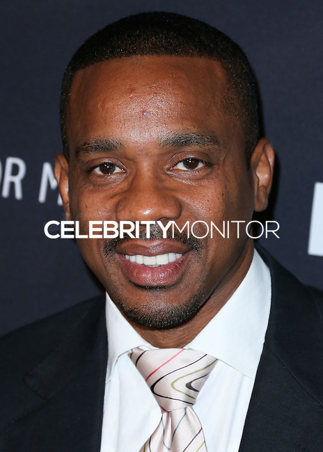 BEVERLY HILLS, CA, USA - OCTOBER 14: Duane Martin arrives at the Paley Center for Media's An Evening with BET Networks' 'Real Husbands of Hollywood' held at the The Paley Center for Media on October 14, 2014 in Beverly Hills, California, United States. (Photo by Xavier Collin/Celebrity Monitor)
