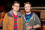 Neil Conlon and Eden McLaughlin in McPhails.<br /> Picture: Shane Maguire / Newsfile.ie