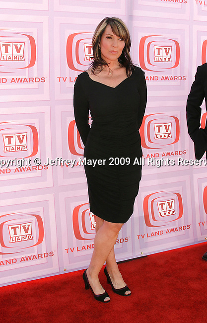 UNIVERSAL CITY, CA. - April 19: Katey Sagal arrives at the 2009 TV Land Awards at the Gibson Amphitheatre on April 19, 2009 in Universal City, California.