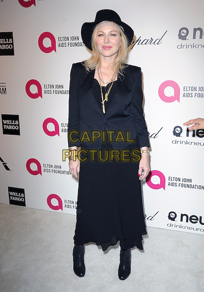 Tatum O'Neal attends the 2014 Elton John AIDS Foundation Academy Awards Viewing Party in West Hollyood, California on March 02,2014                                                                               <br /> CAP/DVS<br /> &copy;DVS/Capital Pictures