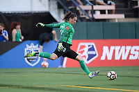 Seattle, WA - Saturday June 24, 2017: Haley Kopmeyer during a regular season National Women's Soccer League (NWSL) match between the Seattle Reign FC and FC Kansas City at Memorial Stadium.