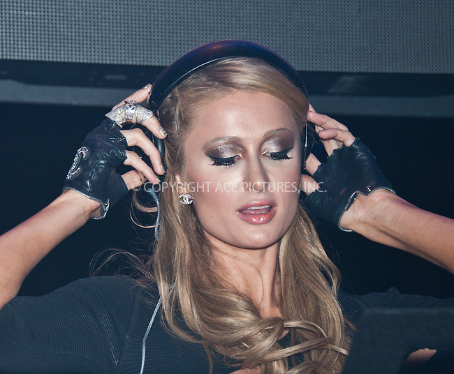 WWW.ACEPIXS.COM<br /> <br /> February 1 2014, Atlantic City<br /> <br /> Paris Hilton celebrates her birthday and her new DJ residency at The Pool After Dark at Harrah's Resort on February 1 2014 in Atlantic City, New Jersey <br /> <br /> By Line: Famous/ACE Pictures<br /> <br /> <br /> ACE Pictures, Inc.<br /> tel: 646 769 0430<br /> Email: info@acepixs.com<br /> www.acepixs.com