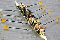 Crew: 146   Hampton School Boat Club   School Second J16 8<br /> <br /> Schools' Head of the River 2018<br /> <br /> To purchase this photo, or to see pricing information for Prints and Downloads, click the blue 'Add to Cart' button at the top-right of the page.