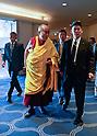 Dalai Lama in Yokohama