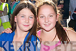 .19. PICTURES 5697-5700..Angel and Chloe OBrien, from Listowel enjoyed the barbecue in Listowel on Sunday evening.