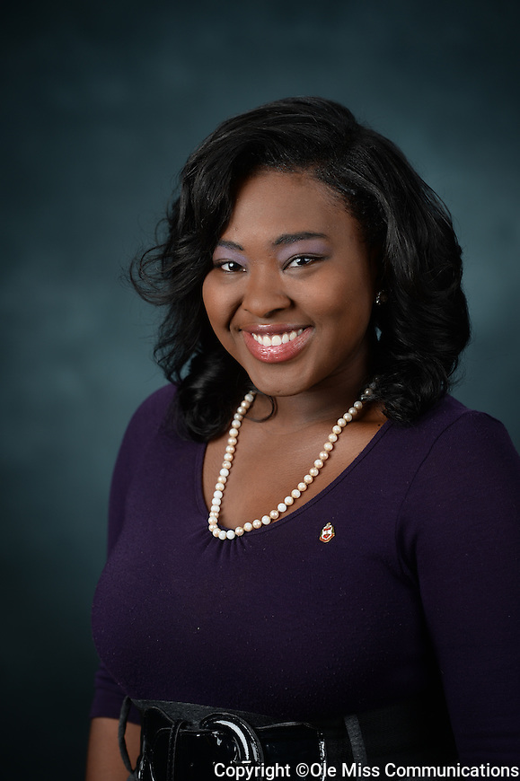Ann-Marie Herod.  Photo by Kevin Bain/Ole Miss Communications