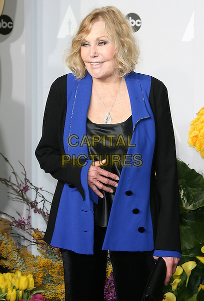 02 March 2014 - Hollywood, California - Kim Novak. 86th Annual Academy Awards held at the Dolby Theatre at Hollywood &amp; Highland Center. <br /> CAP/ADM<br /> &copy;AdMedia/Capital Pictures