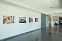 Faces of Cancer photography project, featuring inspiring portraits of Duke Cancer patients and survivors, by Jared Lazarus, is permanently installed at the Duke Cancer Center entrance in the hallway between Duke Clinic and Duke Medicine Pavilion.