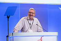 Len McCluskey Rules Conference