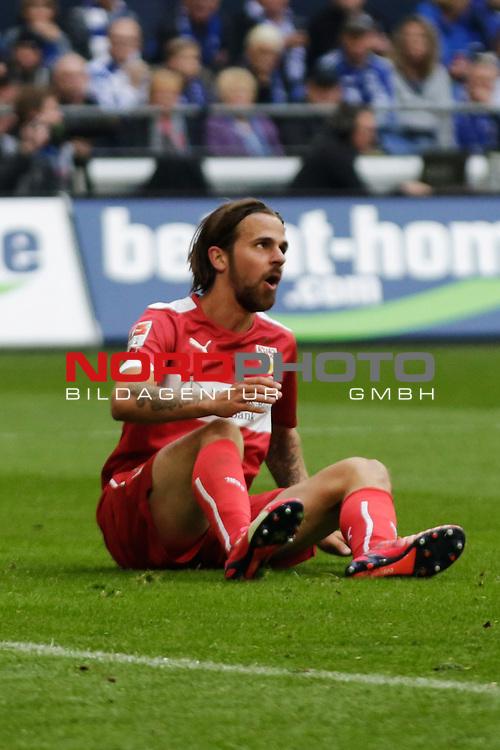 02.05.2015, Veltins-Arena, Gelsenkirchen, GER, 1.FBL, FC Schalke 04 vs VfB Stuttgart, im Bild Martin Harnik (VfB Stuttgart #7) <br /> <br /> Foto &copy; nordphoto / Rauch