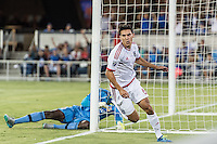 San Jose Earthquakes vs Los Angeles Galaxy, August 28, 2015