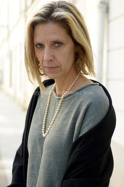 Darcey Steinke, American writer, July 2012.
