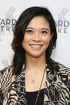 "Tiffany Villarin attends the photo call for the Vineyard Theatre production of ""Do You Feel Anger?"" at the Vineyard Theater Rehearsal studio Theatre on February 14, 2019 in New York City."