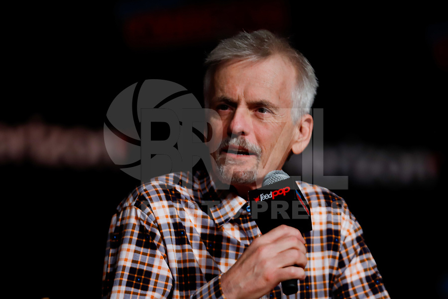 NOVA YORK, EUA, 05.10.2018 - COMIC-CON - Rob Paulsen durante a Comic Con no Jacob K. Javits Convention Center em Nova York nos Estados Unidos nesta sexta-feira, 05. (Foto: Vanessa Carvalho/Brazil Photo Press)