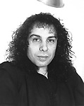Dio 1983 Ronnie James Dio....