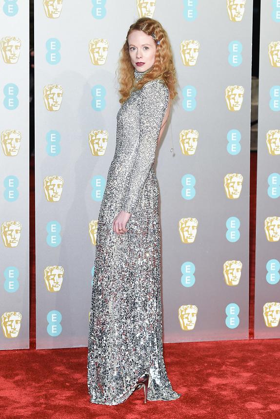 Guest<br /> arriving for the BAFTA Film Awards 2019 at the Royal Albert Hall, London<br /> <br /> ©Ash Knotek  D3478  10/02/2019