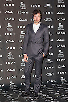 "Jorge Suquet attends the ""ICON Magazine AWARDS"" Photocall at Italian Consulate in Madrid, Spain. October 1, 2014. (ALTERPHOTOS/Carlos Dafonte) /nortephoto.com"