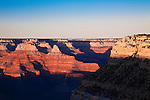Sunset on Grand Canyon's South Rim