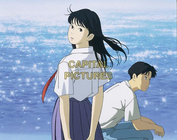 Scene.in Ocean Waves (1993).(Umi ga kikoeru) .*Filmstill - Editorial Use Only*.CAP/NFS.Supplied by Capital Pictures.