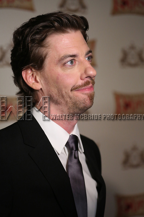 Christian Borle attends the Broadway Opening Night After Party for 'Something Rotten' at Tavern on the Green on April 22, 2015 in New York City.