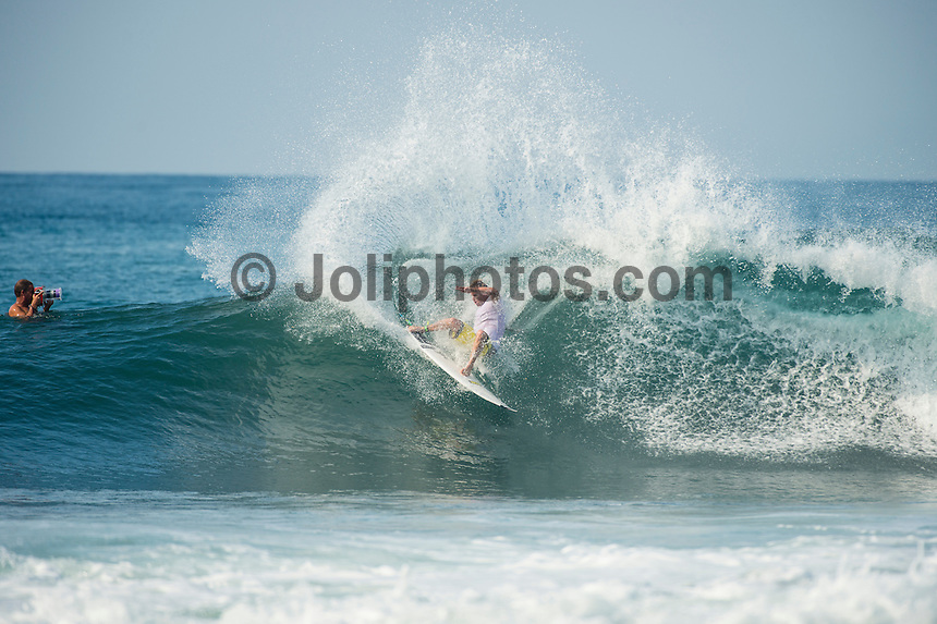 KERAMAS, Bali/Indonesia (Thursday, June 20, 2013) - Taj Burrow (AUS) free surfing at Keramas. Photo: joliphotos.com