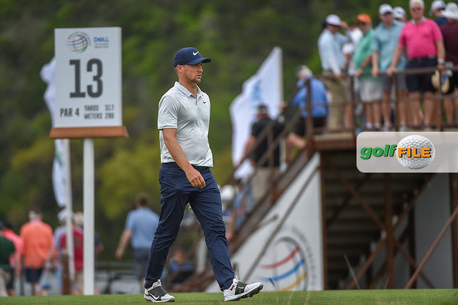 Alex Noren (SWE) heads down 13 during day 3 of the WGC Dell Match Play, at the Austin Country Club, Austin, Texas, USA. 3/29/2019.<br /> Picture: Golffile | Ken Murray<br /> <br /> <br /> All photo usage must carry mandatory copyright credit (© Golffile | Ken Murray)