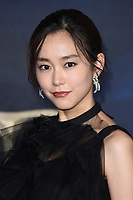 LONDON, UK. November 13, 2018: Mirei Kiritani at the &quot;Fantastic Beasts: The Crimes of Grindelwald&quot; premiere, Leicester Square, London.<br /> Picture: Steve Vas/Featureflash