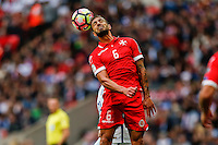 Steve Borg of Malta during the FIFA World Cup qualifying match between England and Malta at Wembley Stadium, London, England on 8 October 2016. Photo by David Horn / PRiME Media Images.
