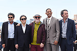 Park Chan-Wook, Gabriel Yared, Paolo Sorrentino, Pedro Almodovar, Will Smith