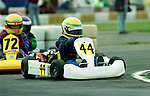Lewis Hamilton will roll back the years when he races with number 44 which was his number in his Karting days.