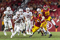 Stanford Football v USC, September 7, 2019