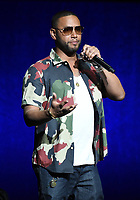 LAS VEGAS, NV - APRIL 23: Director X onstage at the Sony Pictures Entertainment presentation at CinemaCon 2018 at The Colosseum at Caesars Palace on April 23, 2018 in Las Vegas, Nevada. (Photo by Frank Micelotta/PictureGroup)