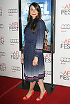 Mia Maestro attends the AFI Fest 2010 Centerpiece Gala Screening of Abel held at The Grauman's Chinese Theatre in Hollywood, California on November 07,2010                                                                               © 2010 Hollywood Press Agency