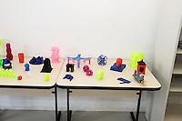 SÃO PAULO,SP, 29.03.2016 - EDUCAÇÃO-SP - Inauguração do Fab Lab livre no CEU Heliopolis em São João Climaco na região sul de São Paulo, nesta terça-feira, 29 (Foto: Carlos Pessuto/Brazil Photo Press)