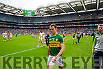 Shane Enright,   Kerry players after the All Ireland Quarter Final at Croke Park on Sunday.
