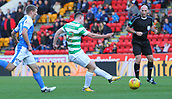 4th November 2017, McDiarmid Park, Perth, Scotland; Scottish Premiership football, St Johnstone versus Celtic; Callum McGregor