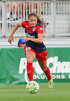 Boyds, MD - Saturday July 02, 2016: Estefania Banini during a regular season National Women's Soccer League (NWSL) match between the Washington Spirit and FC Kansas City at Maureen Hendricks Field, Maryland SoccerPlex.