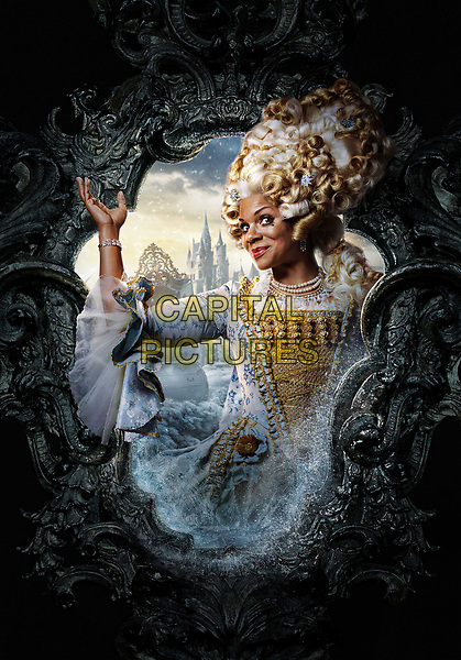 Beauty and the Beast (2017) <br /> Promotional art with Audra McDonald<br /> *Filmstill - Editorial Use Only*<br /> CAP/KFS<br /> Image supplied by Capital Pictures