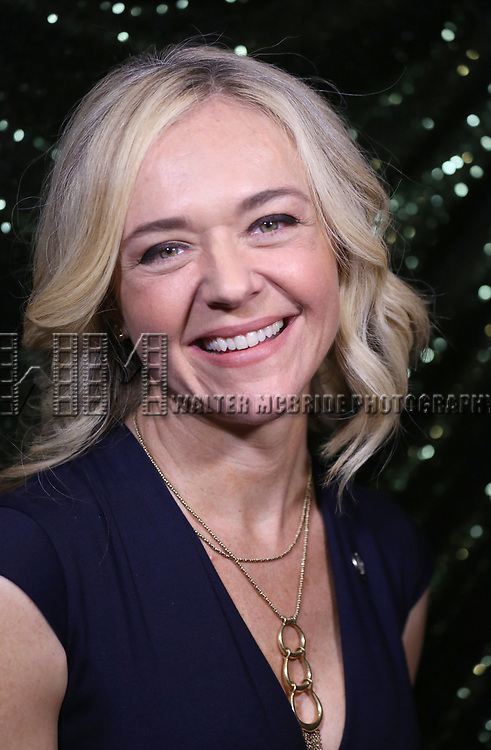 attends the 2017 Tony Awards Meet The Nominees Press Junket at the Sofitel Hotel on May 3, 2017 in New York City.