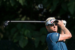Simon Dyson of England tees off the 16th hole during the 58th UBS Hong Kong Golf Open as part of the European Tour on 09 December 2016, at the Hong Kong Golf Club, Fanling, Hong Kong, China. Photo by Marcio Rodrigo Machado / Power Sport Images