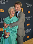 "a_Helen Mirren, Jason Clarke 011 attends the Los Angeles Premiere Of The New HBO Limited Series ""Catherine The Great"" at The Billy Wilder Theater at the Hammer Museum on October 17, 2019 in Los Angeles, California."