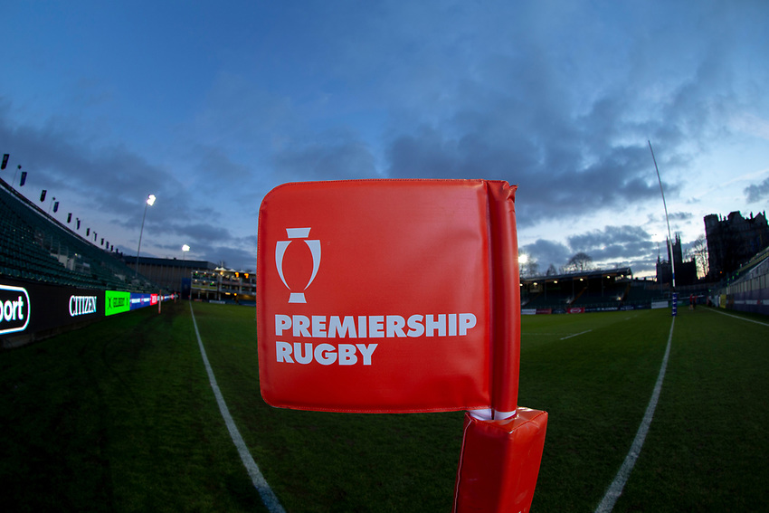 A general view of The Recreationb Ground, home of Bath Rugby<br /> <br /> Photographer Bob Bradford/CameraSport<br /> <br /> Gallagher Premiership - Bath Rugby v Gloucester Rugby - Monday 4th February 2019 - The Recreation Ground - Bath<br /> <br /> World Copyright © 2019 CameraSport. All rights reserved. 43 Linden Ave. Countesthorpe. Leicester. England. LE8 5PG - Tel: +44 (0) 116 277 4147 - admin@camerasport.com - www.camerasport.com