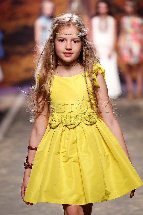 Amaya - Pitti Bimbo Kids - spring summer 2018 - Florence - June 2017
