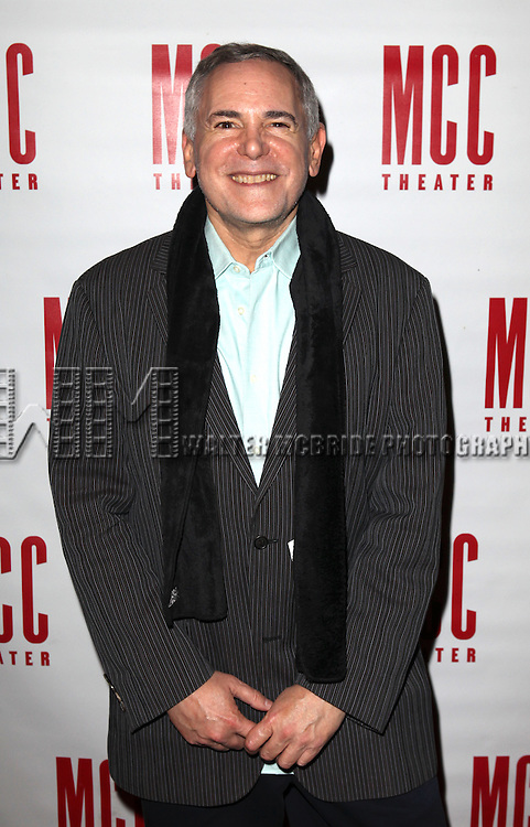 Craig Zadan.attending the 'MISCAST 2012' MCC Theatre's Annual Musical Spectacular at The Hammerstein Ballroom in New York City on 3/26/2012. © Walter McBride / WM Photography