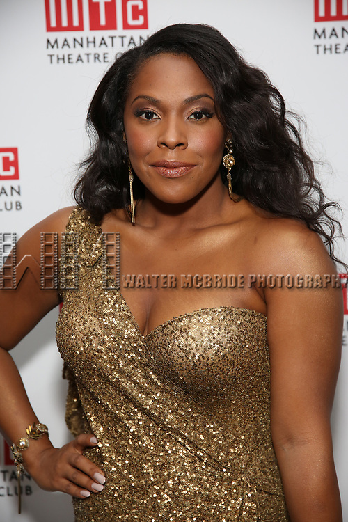 Bryonha Marie Parham attends the Broadway Opening Night After Party for 'The Prince of Broadway' at Bryant Park Grill on August 24, 2017 in New York City.
